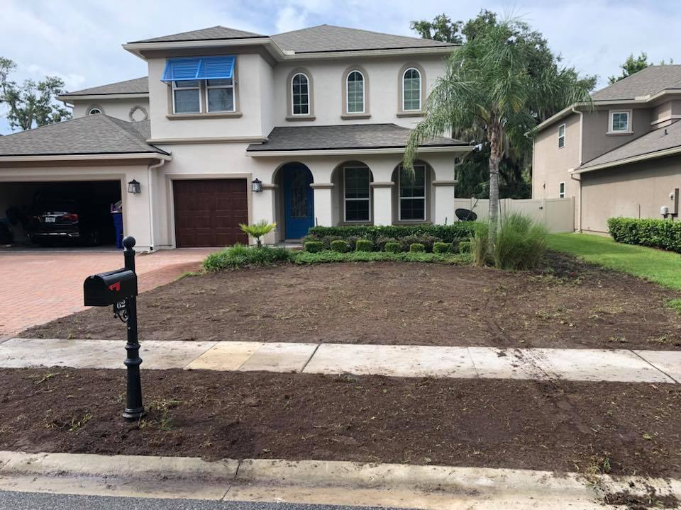 grass removal service