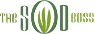 The Sod Boss Logo